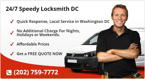 24 Hour Speedy Locksmith DC